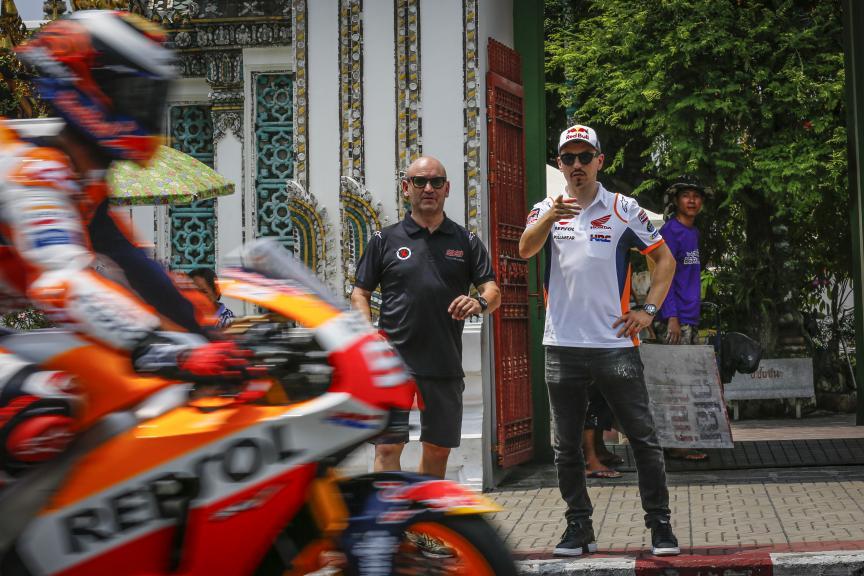 Pre-Event, PTT Thailand Grand Prix