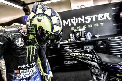 El futuro de Rossi acapara la atención en Buriram