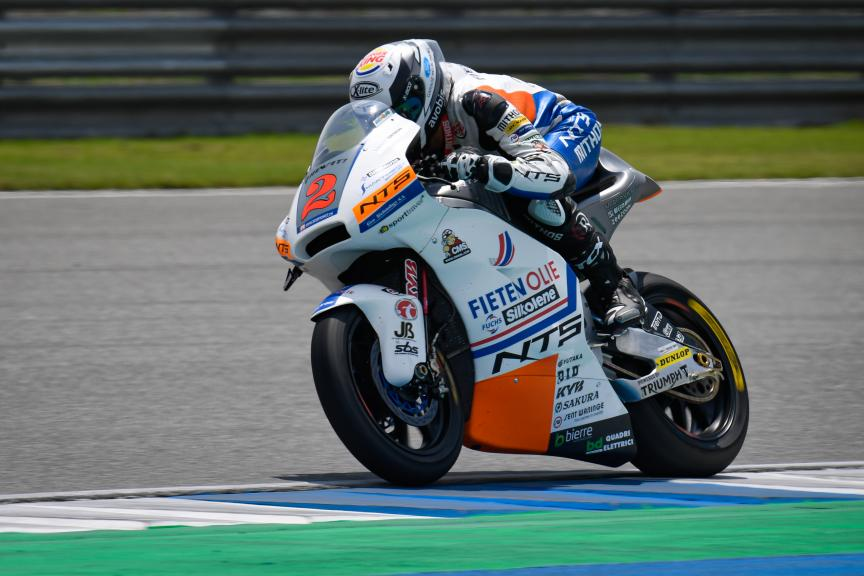 Jesco Raffin, NTS RW Racing Gp, PTT Thailand Grand Prix