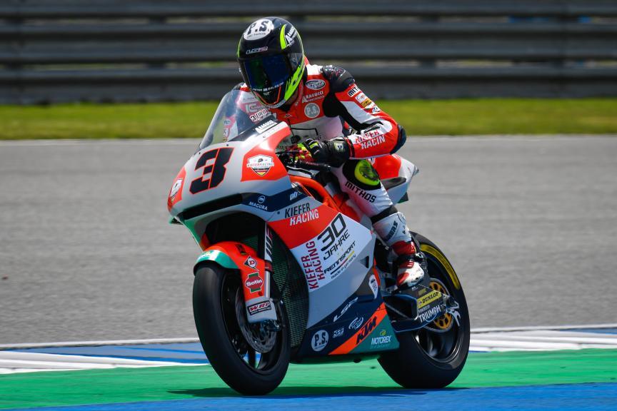Lukas Tulovic, Kiefer Racing, PTT Thailand Grand Prix