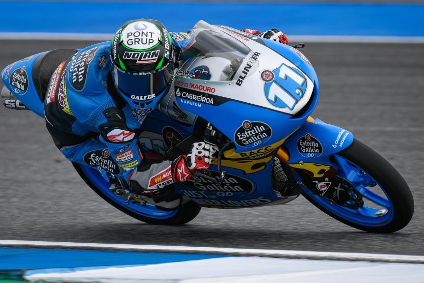 Sergio Garcia, Estrella Galicia 0,0, PTT Thailand Grand Prix