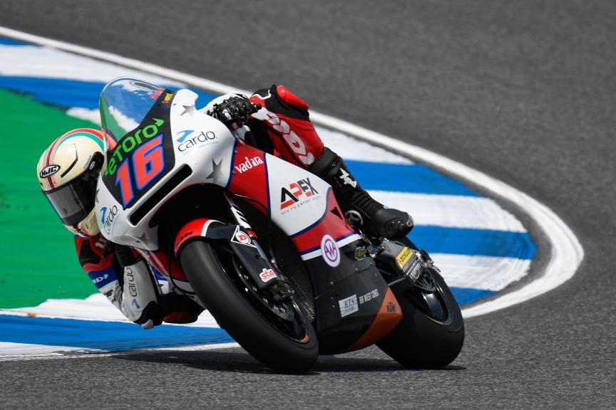 Joe Roberts, American Racing KTM, PTT Thailand Grand Prix