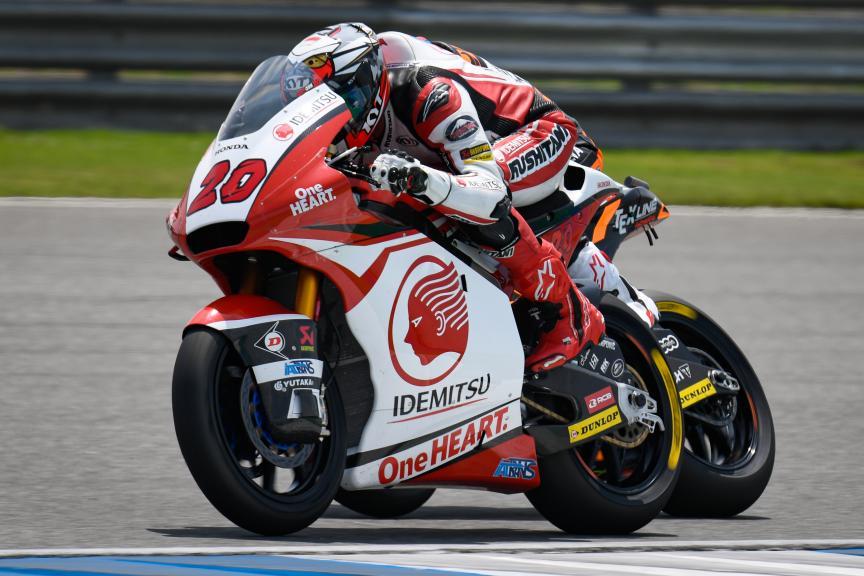 Dimas Ekky Pratama, Idemitsu Honda Team Asia, PTT Thailand Grand Prix