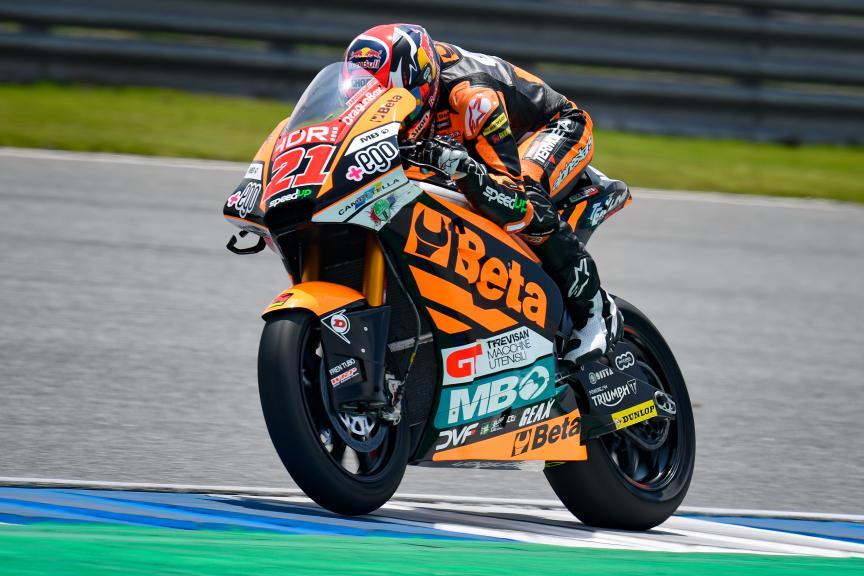 Fabio Di Giannantonio, Beta Tools Speed Up, PTT Thailand Grand Prix