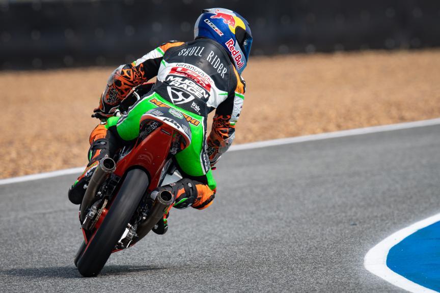 Kazuki Masaki, BOE Skull Rider Mugen Race, PTT Thailand Grand Prix