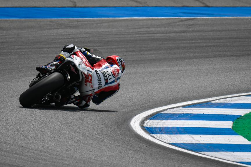 Sam Lowes, Federal Oil Gresini Moto2, PTT Thailand Grand Prix