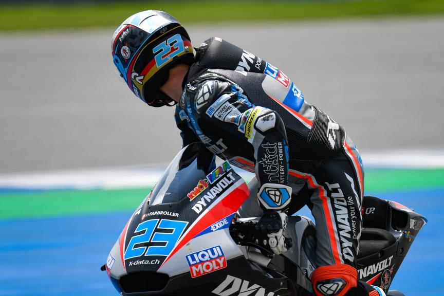 Marcel Schrotter, Dynavolt Intact GP, PTT Thailand Grand Prix