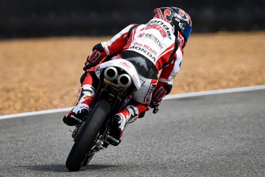 Kaito Toba, Honda Team Asia, PTT Thailand Grand Prix