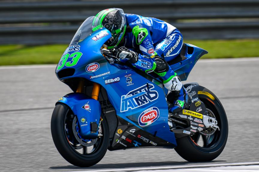 Enea Bastianini, Italtrans Racing Team, PTT Thailand Grand Prix