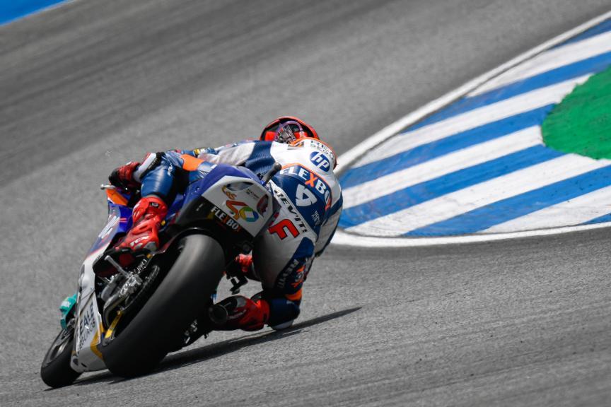 Augusto Fernandez, Flex-Box HP40, PTT Thailand Grand Prix