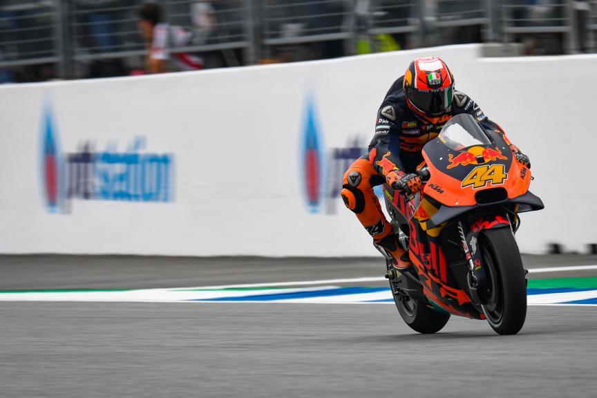 Pol Espargaro, Red Bull KTM Factory Racing, PTT Thailand Grand Prix