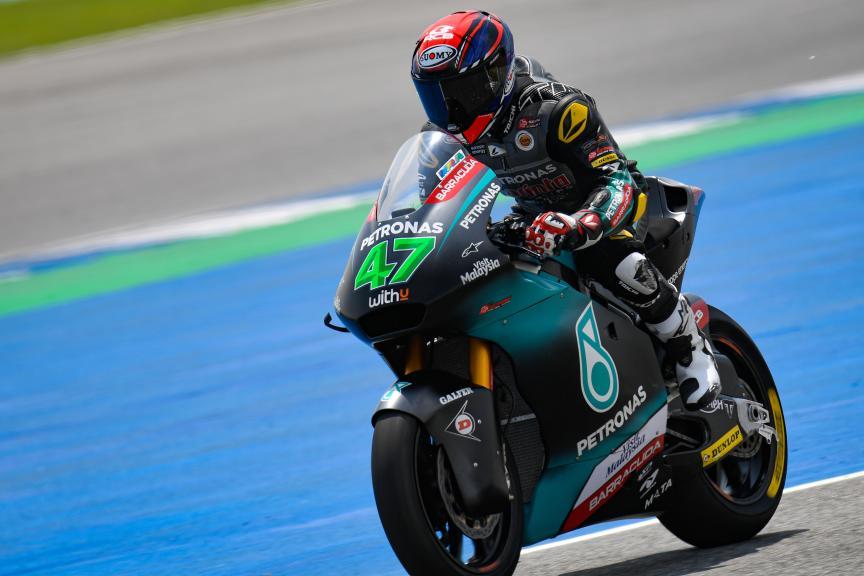 Adam Norrodin, Petronas Sprinta Racing, PTT Thailand Grand Prix