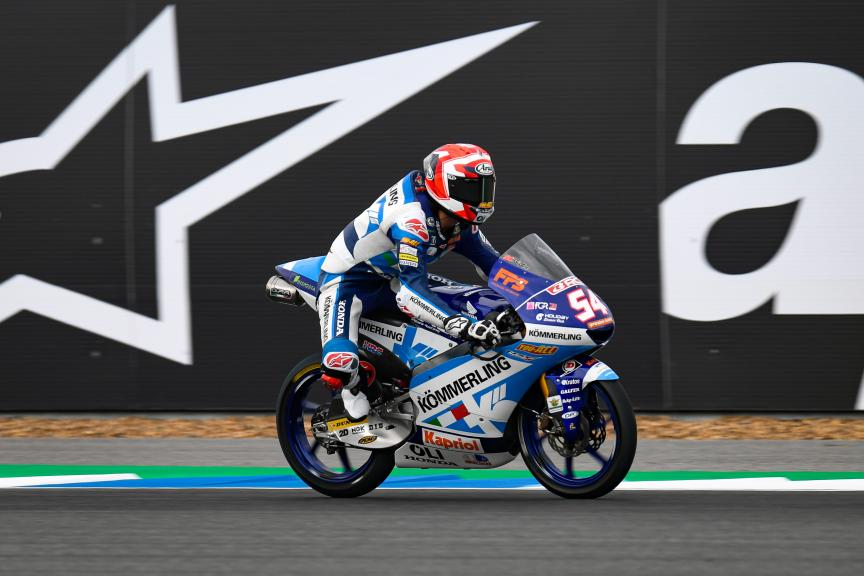 Riccardo Rossi, Kőmmerling Gresini Moto3, PTT Thailand Grand Prix