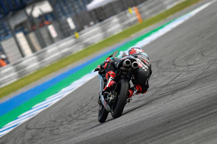 Ayumu Sasaki, Petronas Sprinta Racing, PTT Thailand Grand Prix