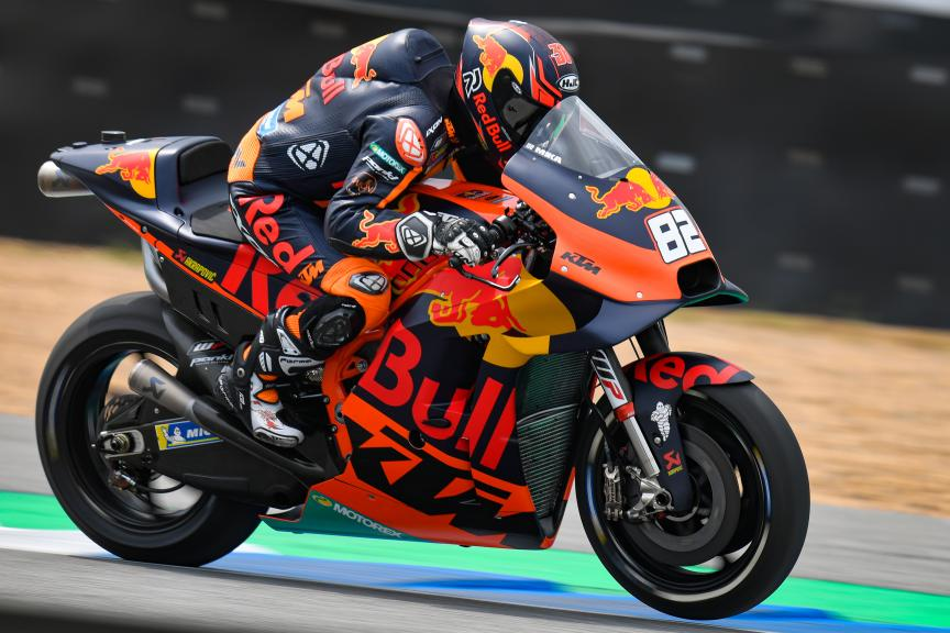 Mika Kallio, Red Bull KTM Factory Racing Test Team, PTT Thailand Grand Prix