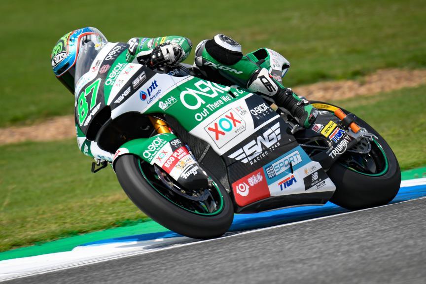 Remy Gardner, Onexox TKKR SAG Team, PTT Thailand Grand Prix
