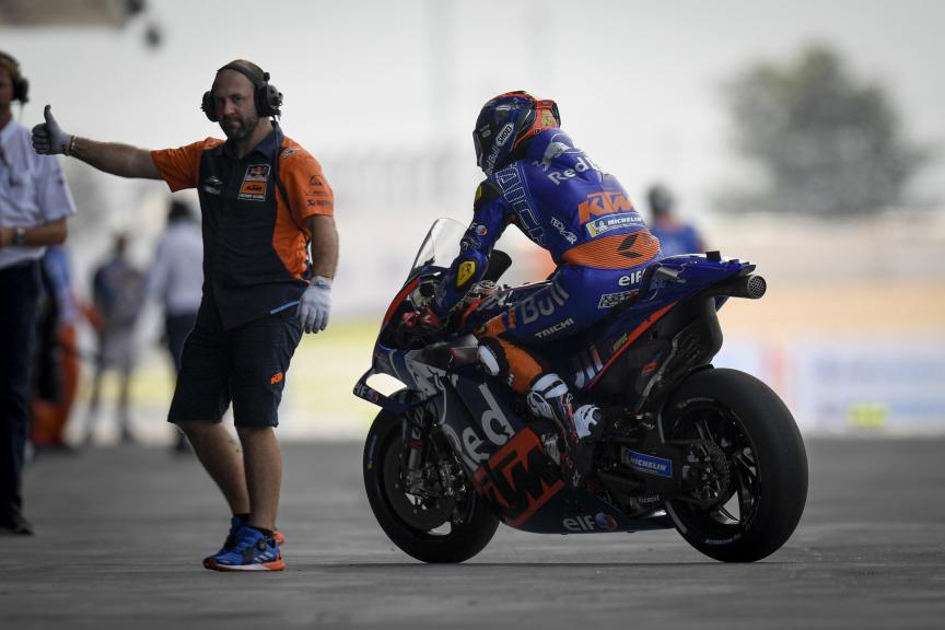 Hafizh Syahrin, Red Bull KTM Tech 3, PTT Thailand Grand Prix