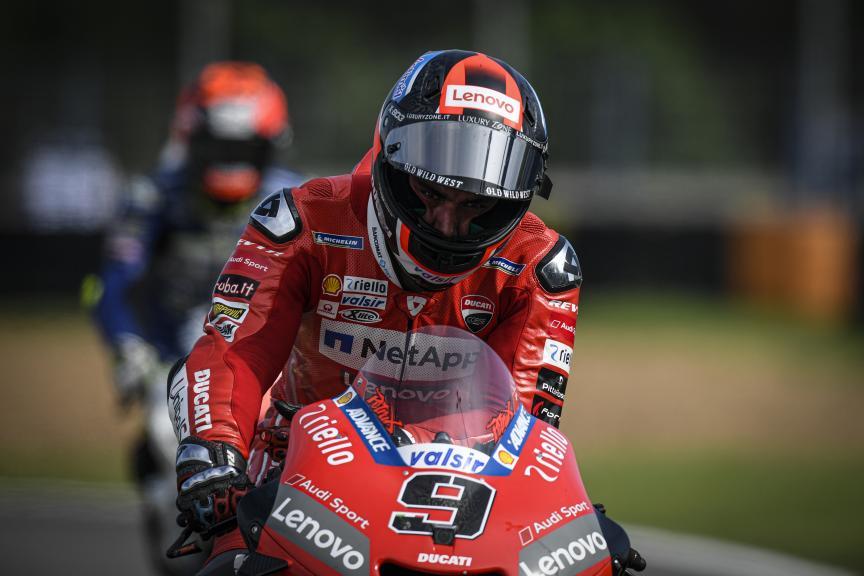 Danilo Petrucci, Ducati Team, PTT Thailand Grand Prix