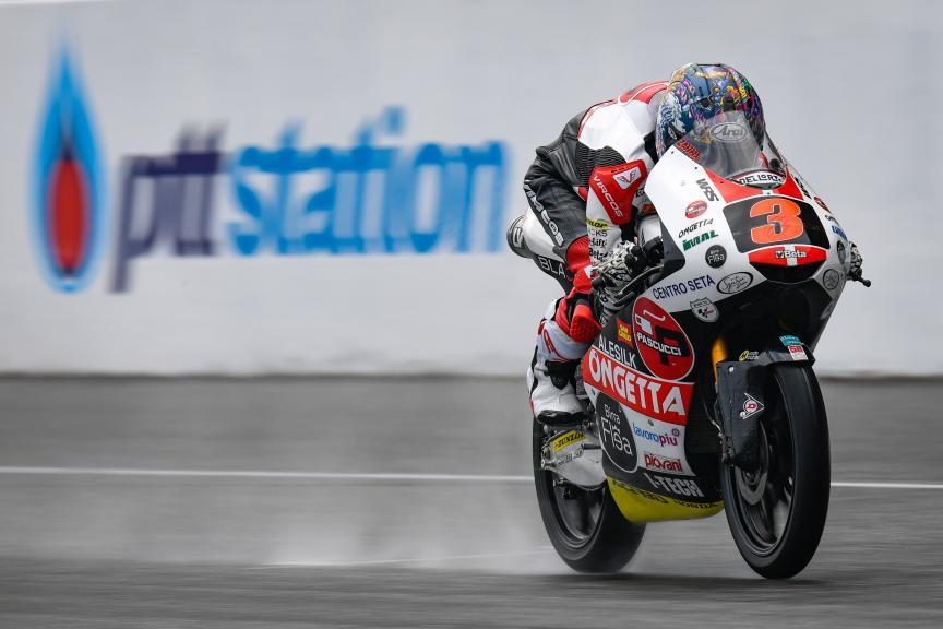 Kevin Zannoni, SIC58 Squadra Corse, PTT Thailand Grand Prix