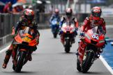 Andrea Dovizioso, Pol Espargaro, PTT Thailand Grand Prix