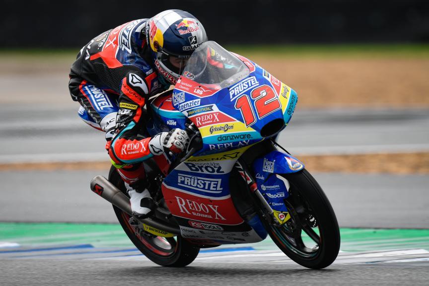 Filip Salac, Redox PruestlGP, PTT Thailand Grand Prix