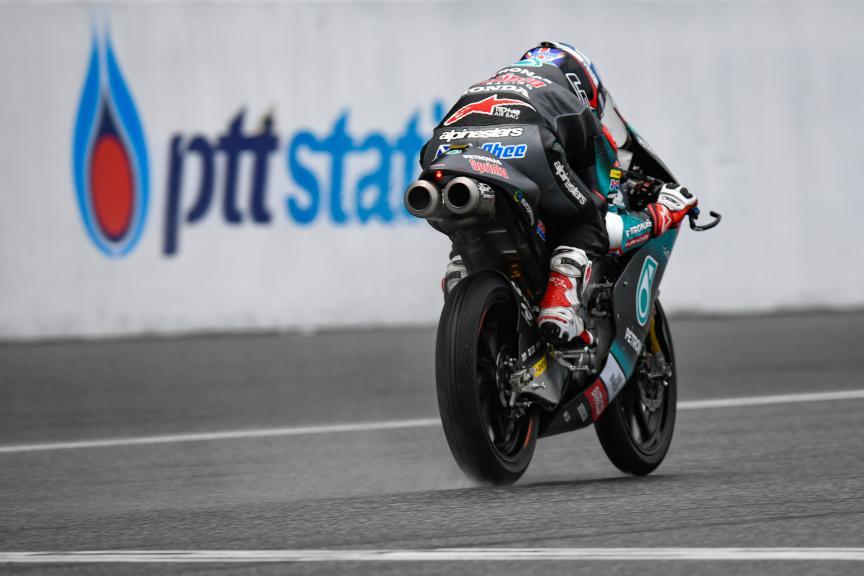 John McPhee, Petronas Sprinta Racing, PTT Thailand Grand Prix