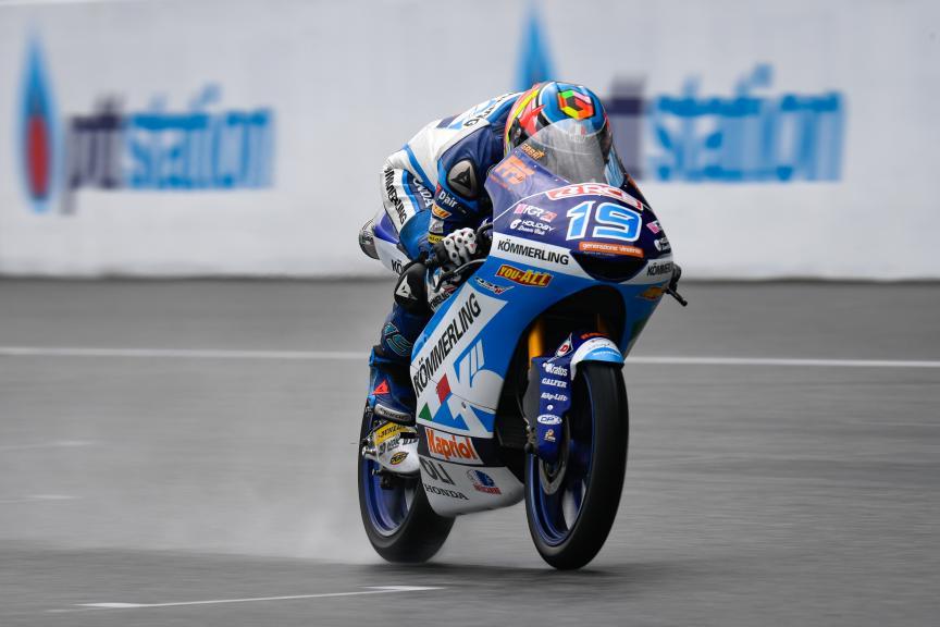 Gabriel Rodrigo, Kőmmerling Gresini Moto3, PTT Thailand Grand Prix