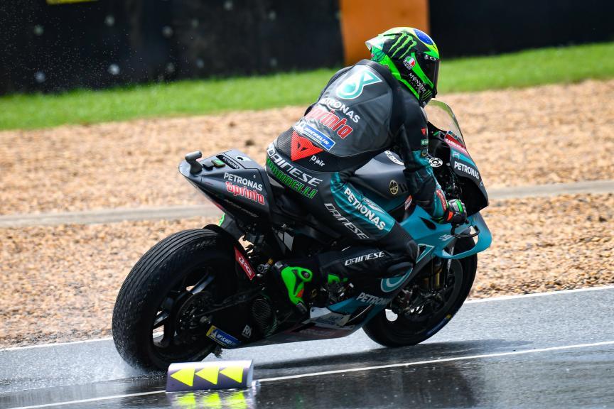 Franco Morbidelli, Petronas Yamaha SRT, PTT Thailand Grand Prix