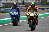 Andrea Iannone, Aprilia Racing Team Gresini, PTT Thailand Grand Prix