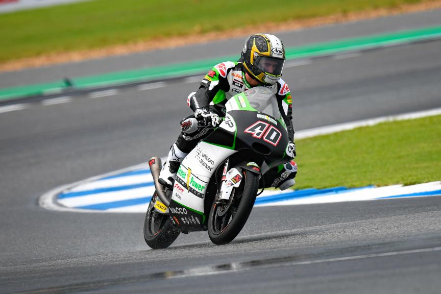 Darryn Binder, CIP Green Power, PTT Thailand Grand Prix