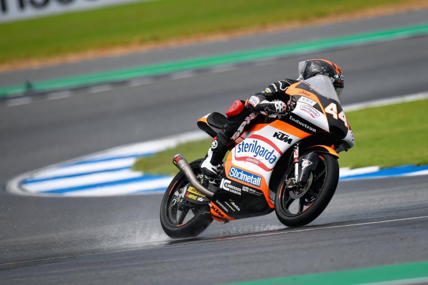 Aron Canet, Sterilgarda Max Racing Team, PTT Thailand Grand Prix