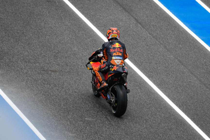 Pol Espargaro, Red Bull KTM Factory Racing, PTT Thailand Grand Prix