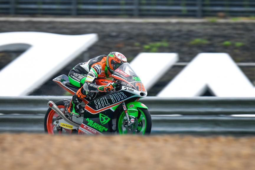 Makar Yurchenko, Boe Skull Rider Mugen Race, PTT Thailand Grand Prix