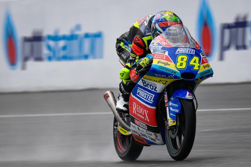 Jakub Kornfeil, Redox PruestlGP, PTT Thailand Grand Prix