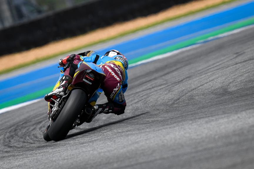 Xavi Vierge, EG 0,0 Marc Vds, PTT Thailand Grand Prix