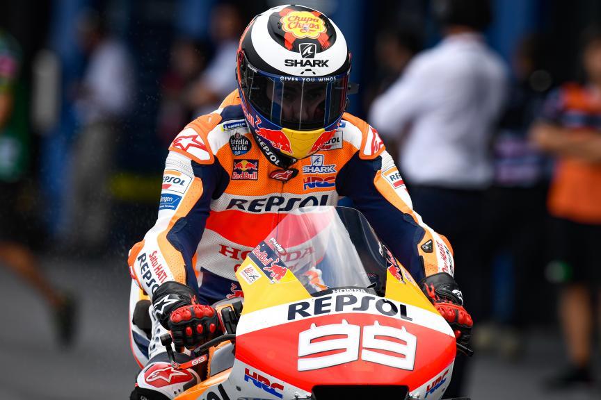 Jorge Lorenzo, Repsol Honda Team, PTT Thailand Grand Prix