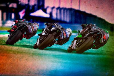 Quartararo encabeza el asedio de Yamaha sobre Márquez
