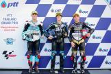 Celestino Vietti, Marcos Ramirez, Albert Arenas, PTT Thailand Grand Prix