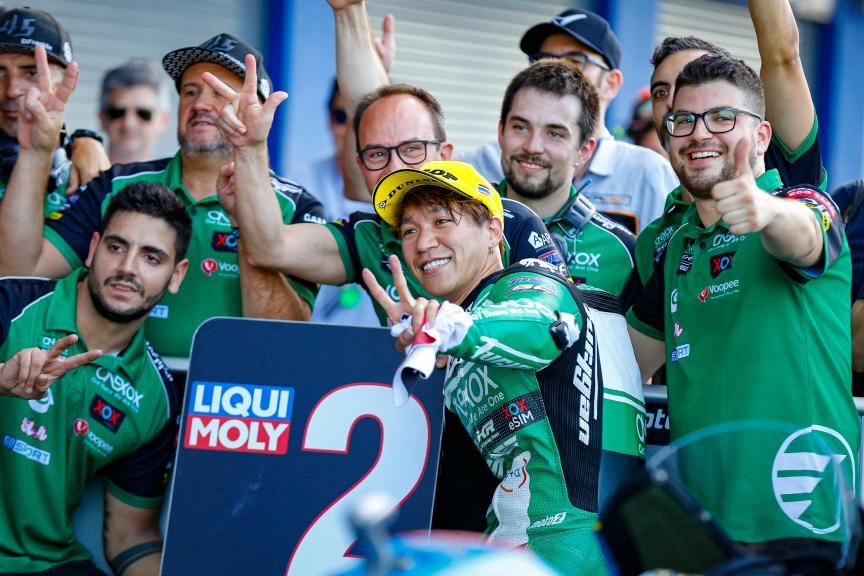 Tetsuta Nagashima, Onexox TKKR SAG Team, PTT Thailand Grand Prix