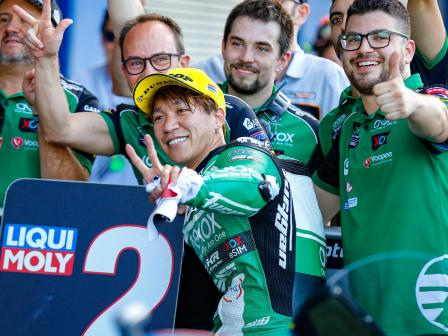 Moto2, Free Practice, PTT Thailand Grand Prix