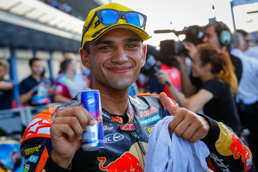 Jorge Martin, Red Bull KTM Ajo, PTT Thailand Grand Prix