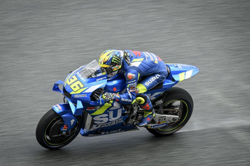 Joan Mir, Team Suzuki Ecstar, PTT Thailand Grand Prix