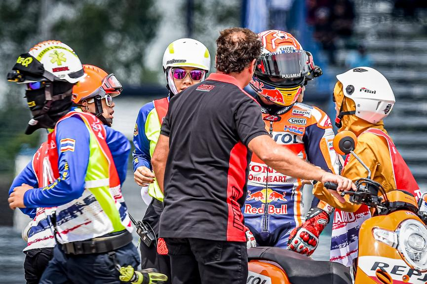 Marc Marquez, Repsol Honda Team, PTT Thailand Grand Prix © Chang International Circuit