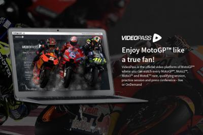 Disfruta con VideoPass del final de la temporada de MotoGP™