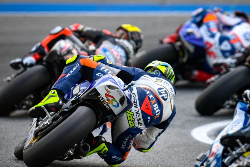 Lorenzo Baldassarri, Flex-Box HP40, PTT Thailand Grand Prix