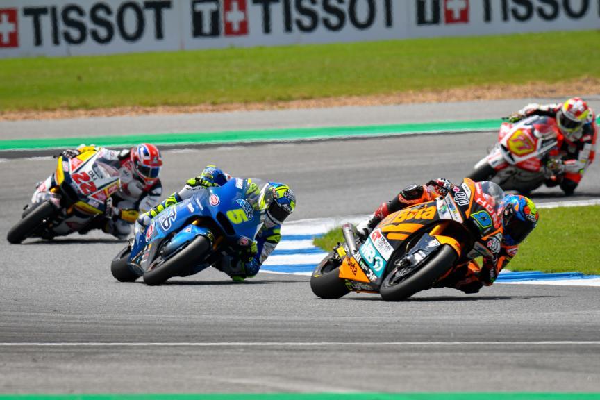 Jorge Navarro, Beta Tools Speed Up, PTT Thailand Grand Prix