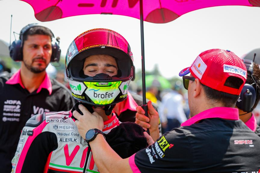 Tony Arbolino, VNE Snipers Team, PTT Thailand Grand Prix