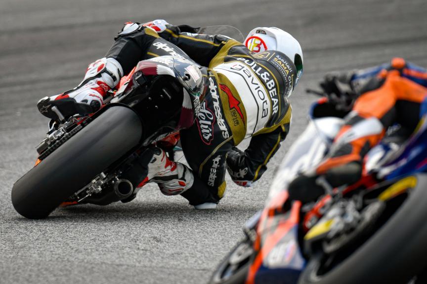 Xavier Cardelus, Gaviota Angel Nieto Team, PTT Thailand Grand Prix
