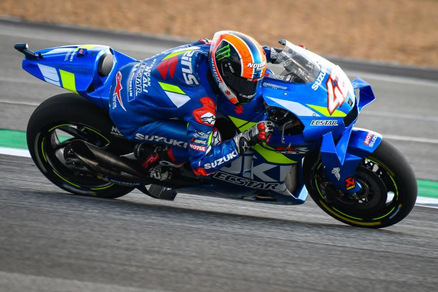 Alex Rins, Team Suzuki Ecstar, PTT Thailand Grand Prix
