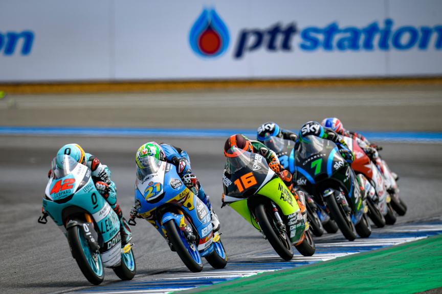 Marcos Ramirez, Leopard Racing, PTT Thailand Grand Prix